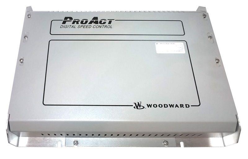 Regulador Velocidade Woodward Dig Proact II
