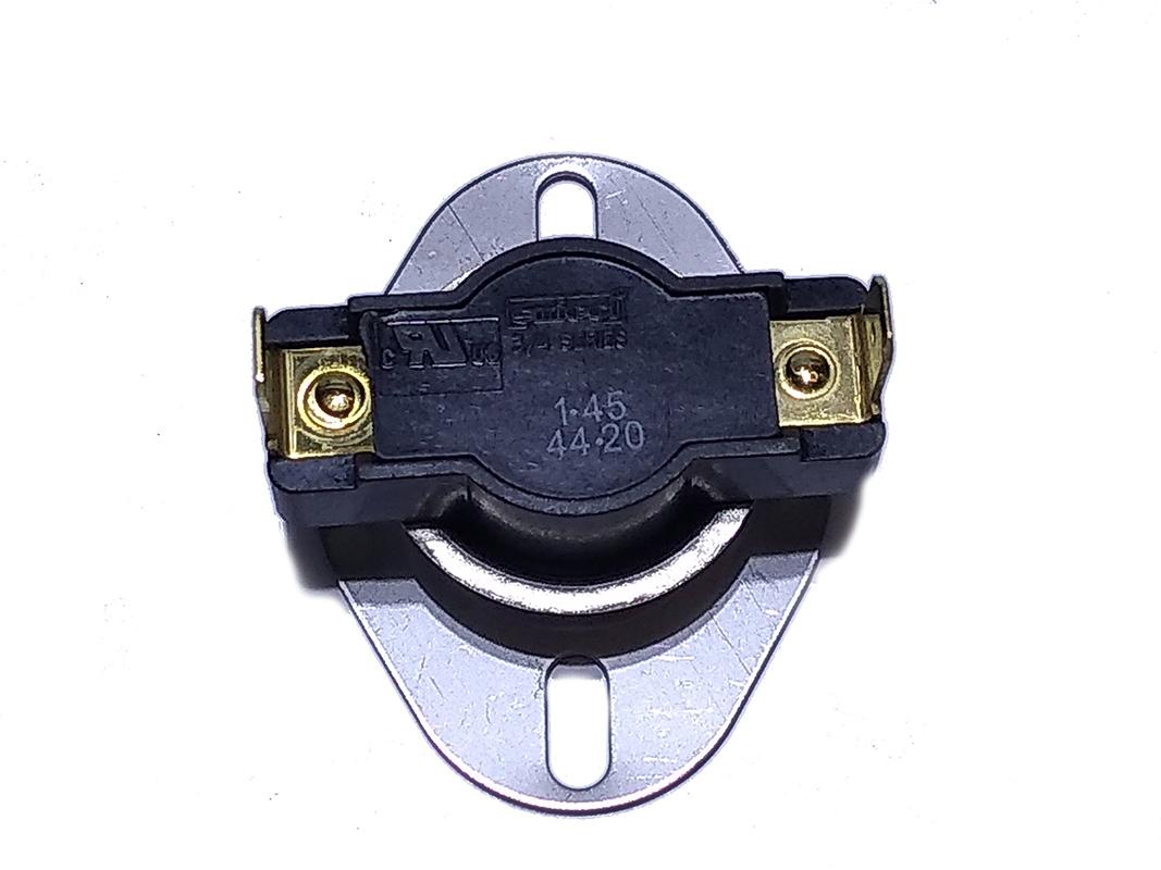 termostato bimetálico 45º 3/4 p/ gerador