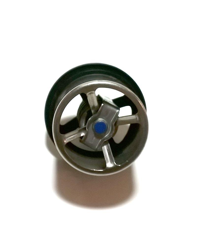 válvula termostática volvo twd-710g - pn 3839110
