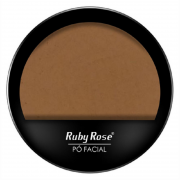 Pó compacto facial Ruby Rose Cor PC17 HB7206