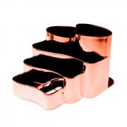 Porta Pincel Organizador metálizado