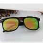 Óculos masculino furta cor e preto