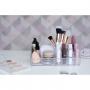 Organizador de cosméticos com 11 divisórias porta maquiagem