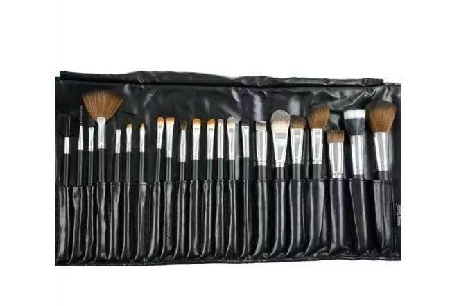 kit 18 Pinceis Maquiagem Profissional Kp3-8B macrilan