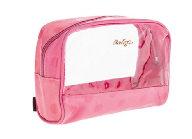 Kit Necessaire Feminina Maquiagem com 3 Ruby's NEC-016U