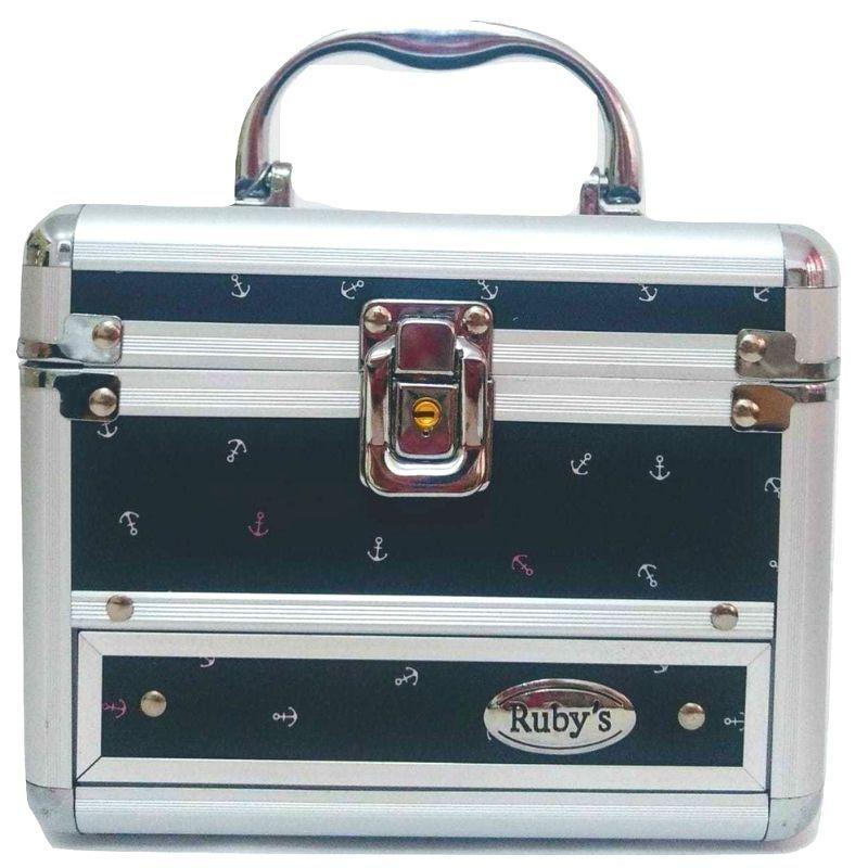 maleta maquiagem pequena ancora rubys 1122y