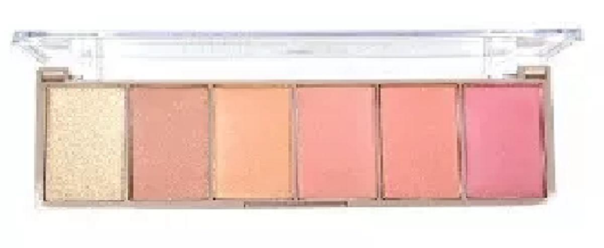 Paleta de blush Angel Spark pocket Ruby Rose HB-6108