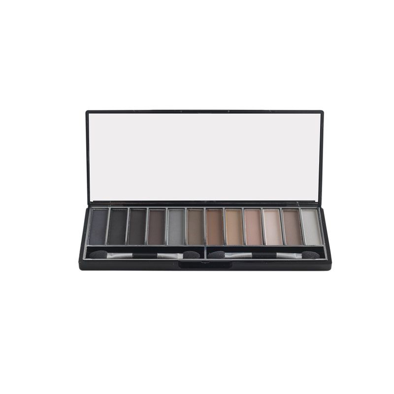 Paleta de Sombra Day By Day com 12 cores Luisance L758