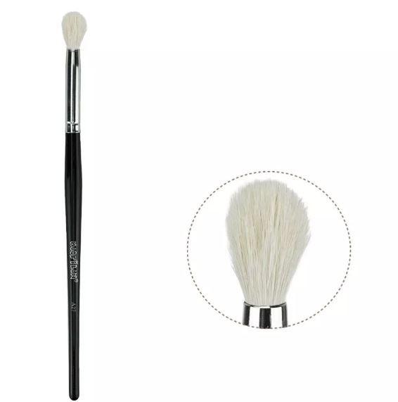 Pincel A27 Esfumar Linha Max Maquiagem Macrilan Profissional
