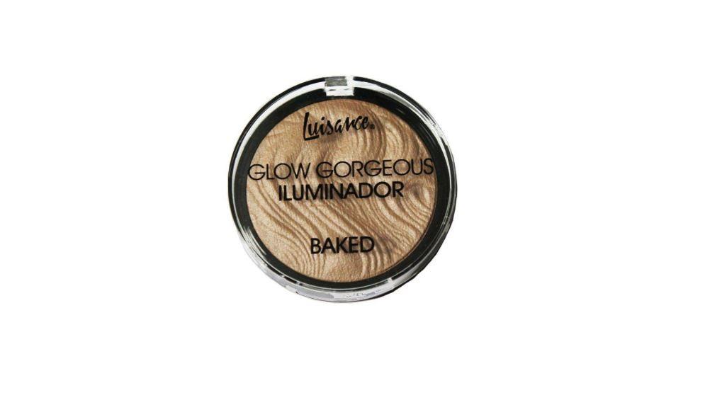 Pó Iluminador Glow Gorgeous Baked Luisance Cor D L3032