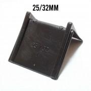 CANTONEIRA PLASTICA 25MM /32MM PCT 1000 UN