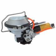 Esticador Pneumático Conjugado P/ fita de Aço16 MM Estica / Crava / Corta Supplypack
