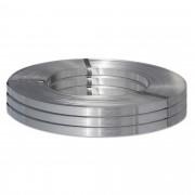 Fita de Aço Prata Polida FE-1 32 x 1,0mm