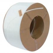 Fita de Arquear DBA branca  12mm X 0,65mm X 2500m Supplypack
