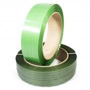 Fita Pet Verde de Arquear 25mm X 1,2mm x 515m Supplypack