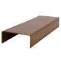 Grampo Box p/ Fechamento de caixa de papelão 35/18 cx c/ 5 mil Supplypack