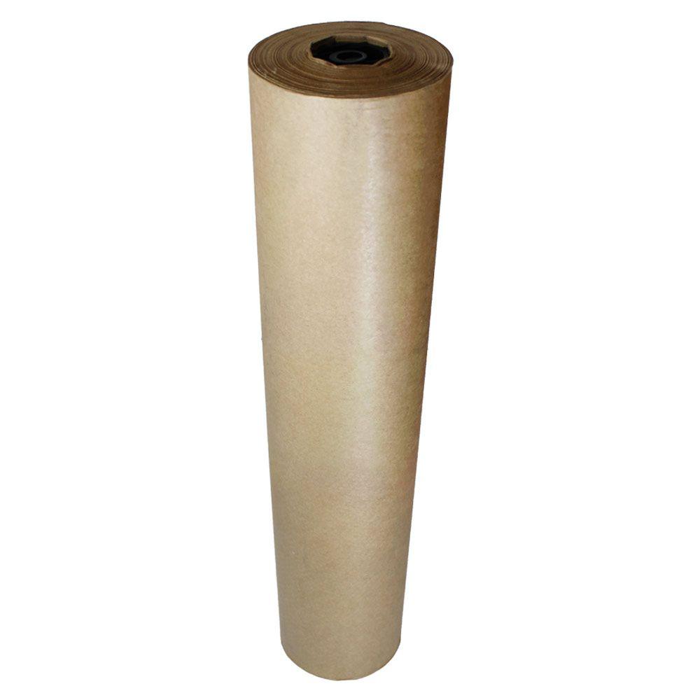 Bobina Papel Pardo Kraft Monolúcido 60cm 80G Supplypack