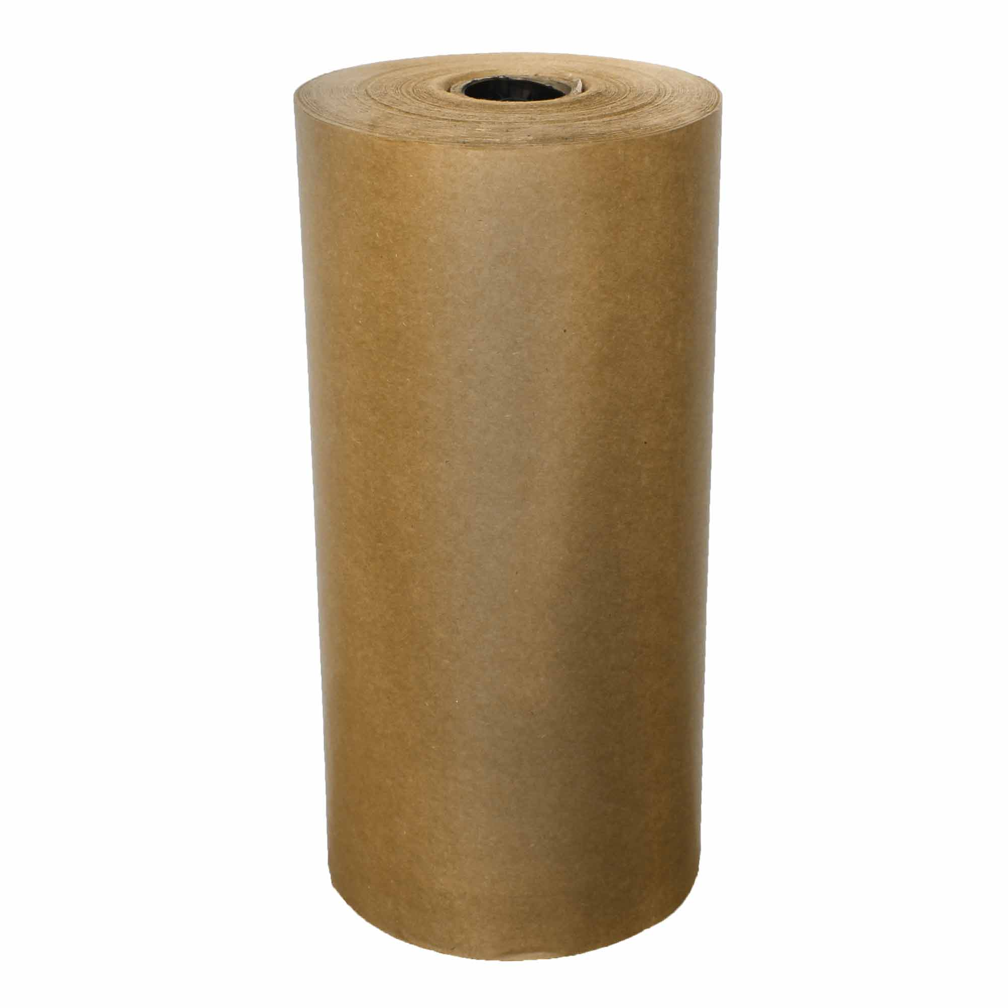 Bobina Papel Pardo Kraft Monolucido 40cm 80G Supplypack 9KG