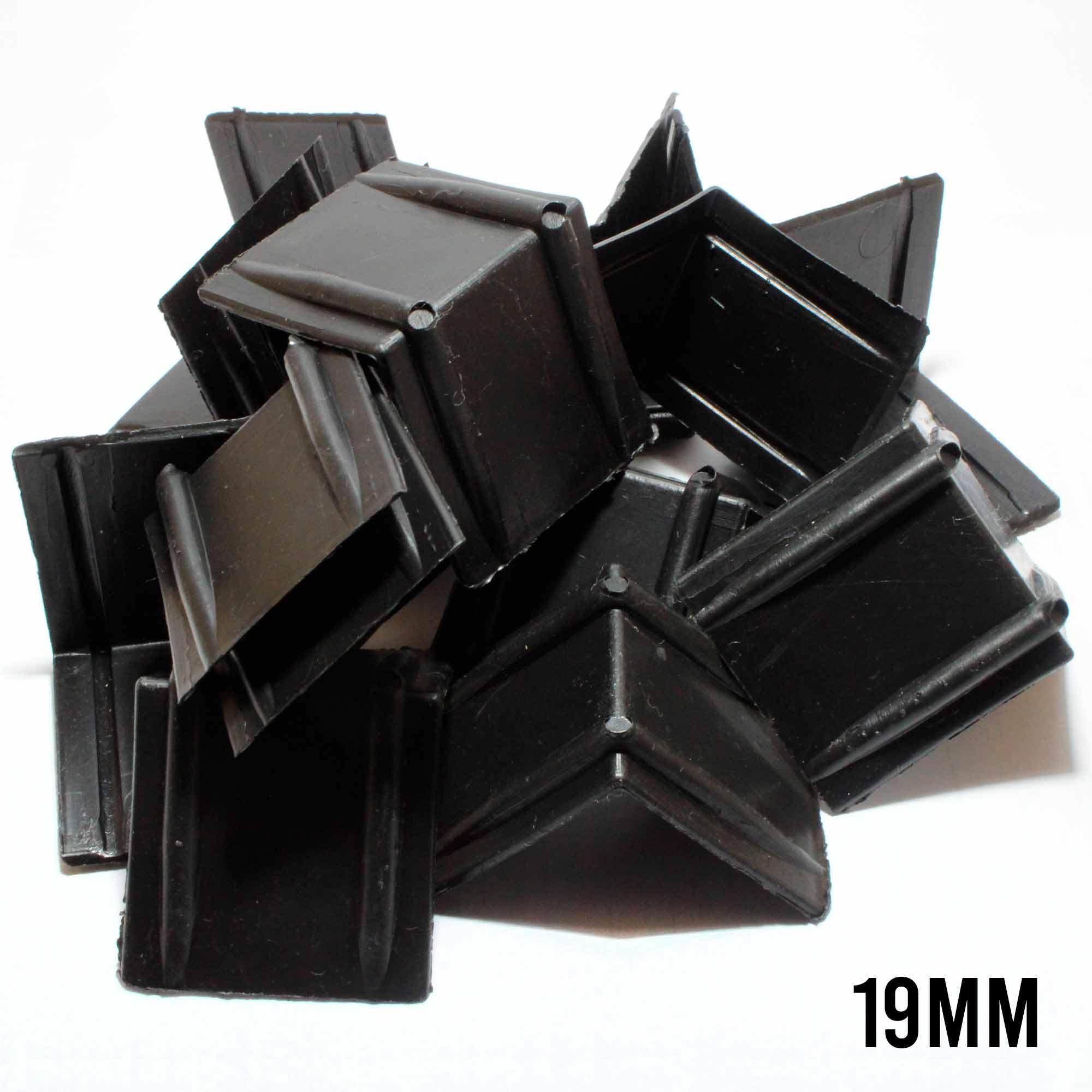CANTONEIRA PLASTICA 19 MM S/ PINO PT 1000 UN