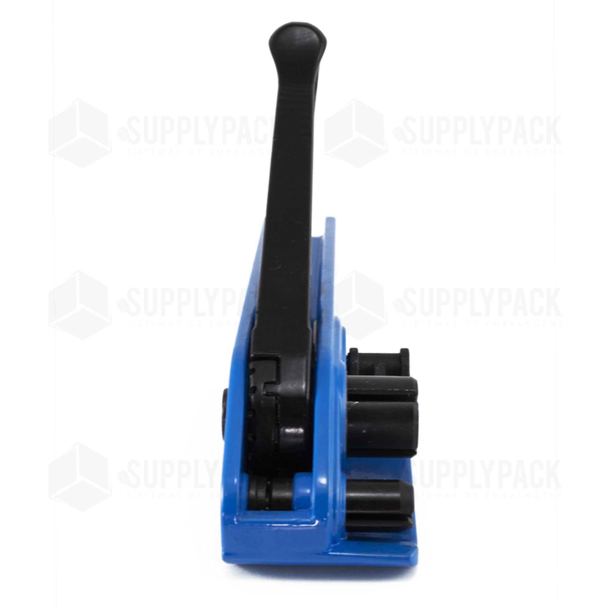 Esticador Tensionador de Fita de Arquear Pet PP de 10 A 16mm Azul Supplypack