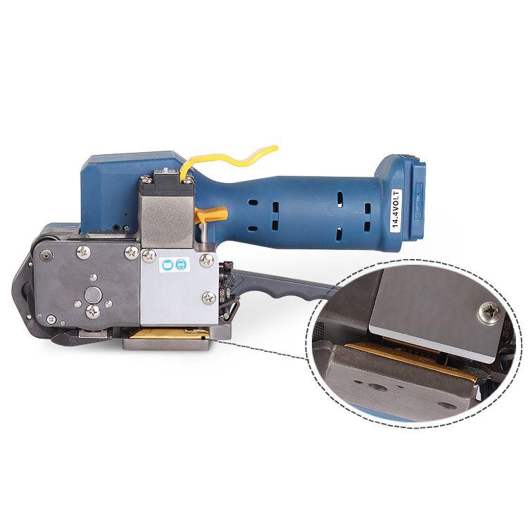 Esticador de Fita Pet elétrico a Bateria de 13 a 19 MM Supplypack