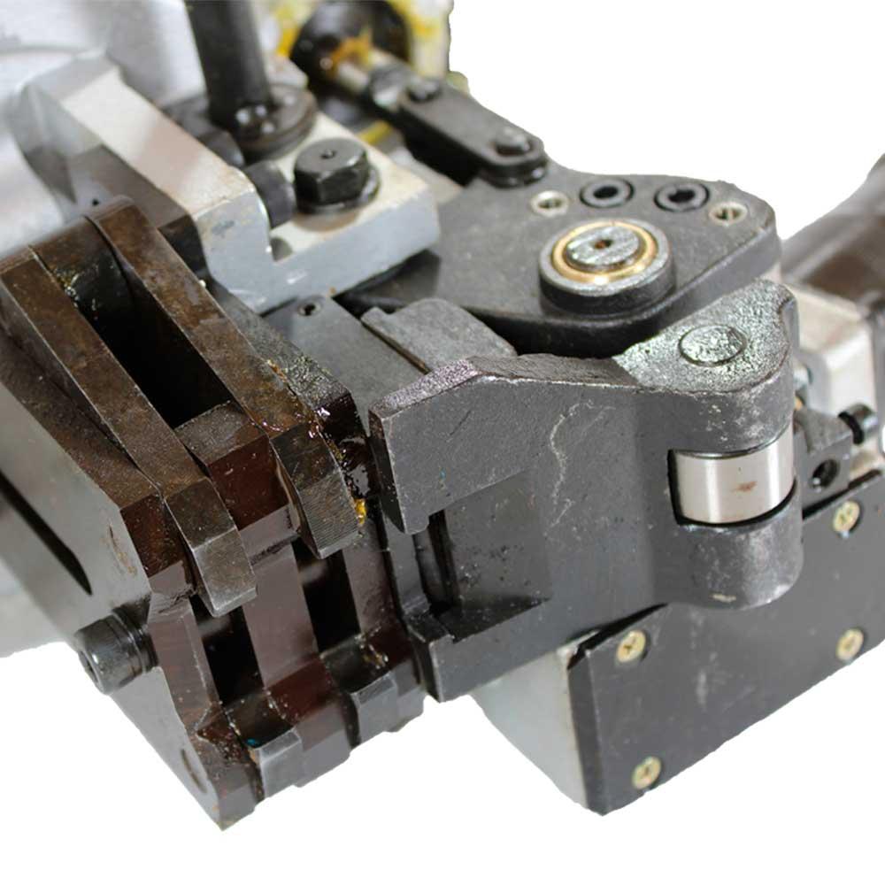 Esticador Pneumático Conjugado P/ fita de Aço 32 MM Estica / Crava / Corta Supplypack