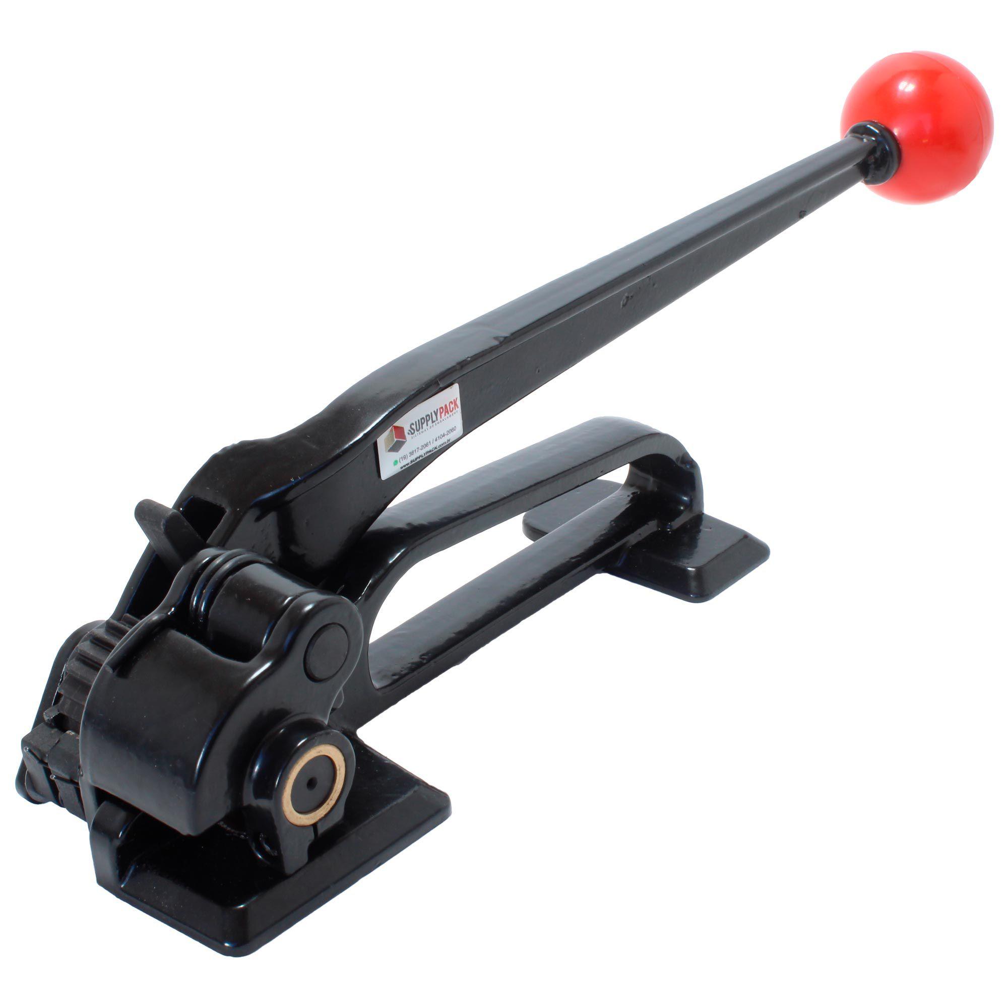 Esticador Tensionador para Fita de Aco de 12 a 19mm Supplypack