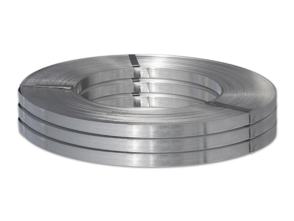 Fita de Aco Polida FE-1 19 x1,0mm