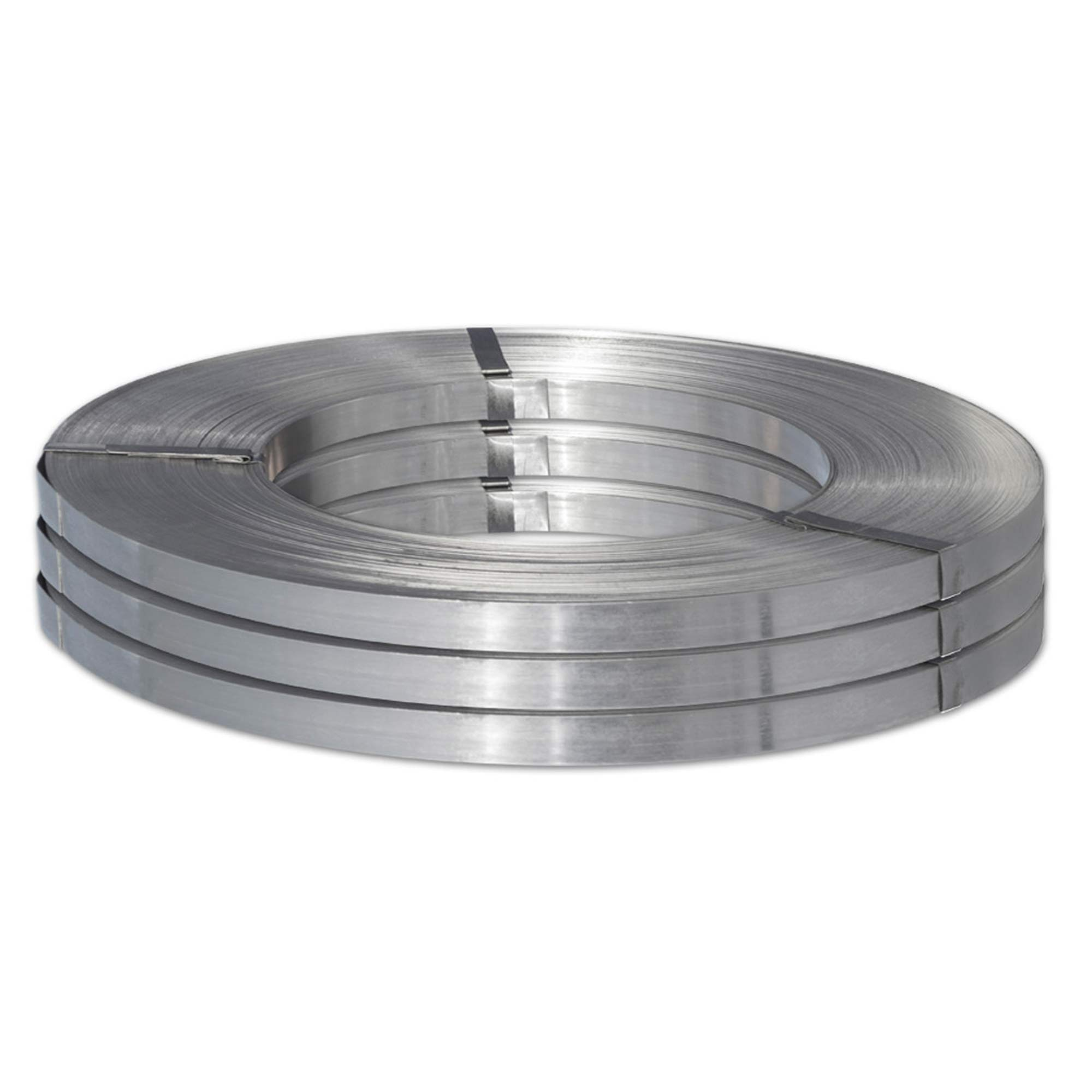 Fita de Aço Polida FE-1 32 x 1,0mm