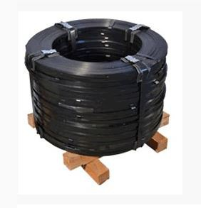 Fita de Aço Preta Laqueada FE-2 32 x 1,0mm