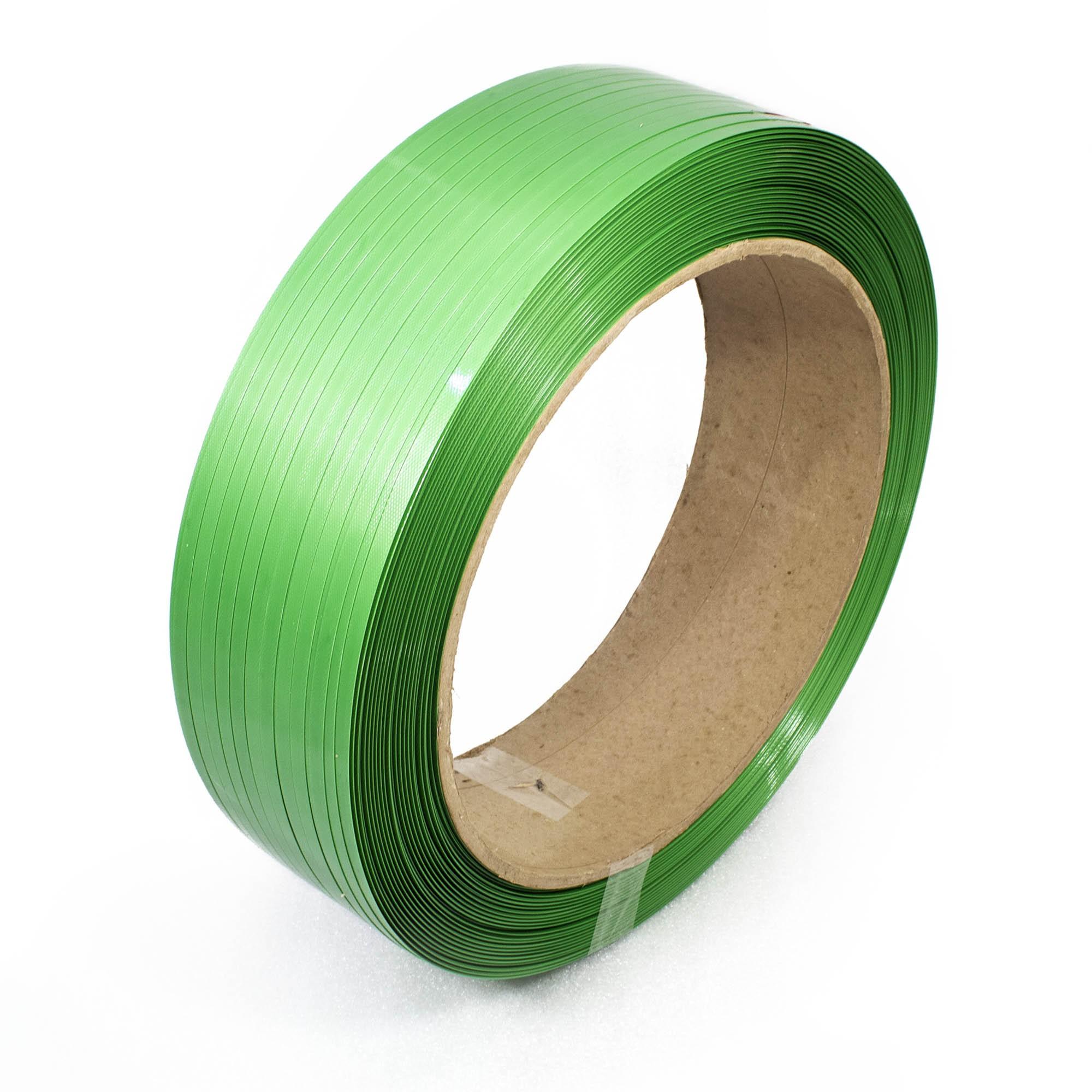 Fita Pet Verde de Arquear 12mm X 2000m Supplypack