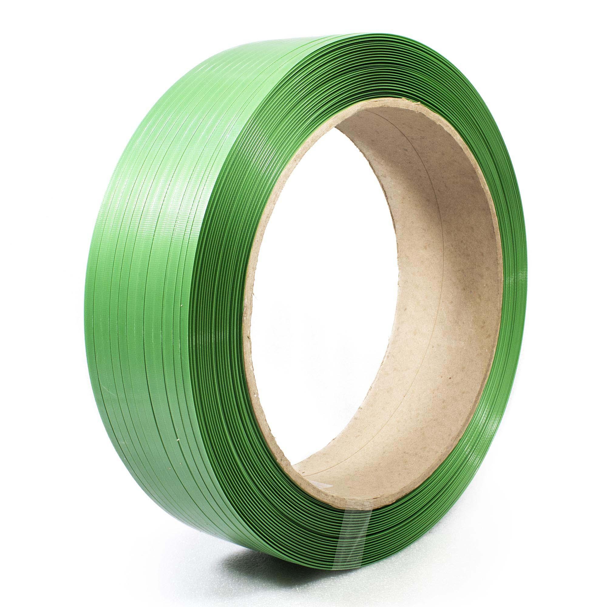 Fita Pet Verde de Arquear 16mm X 1050m Supplypack