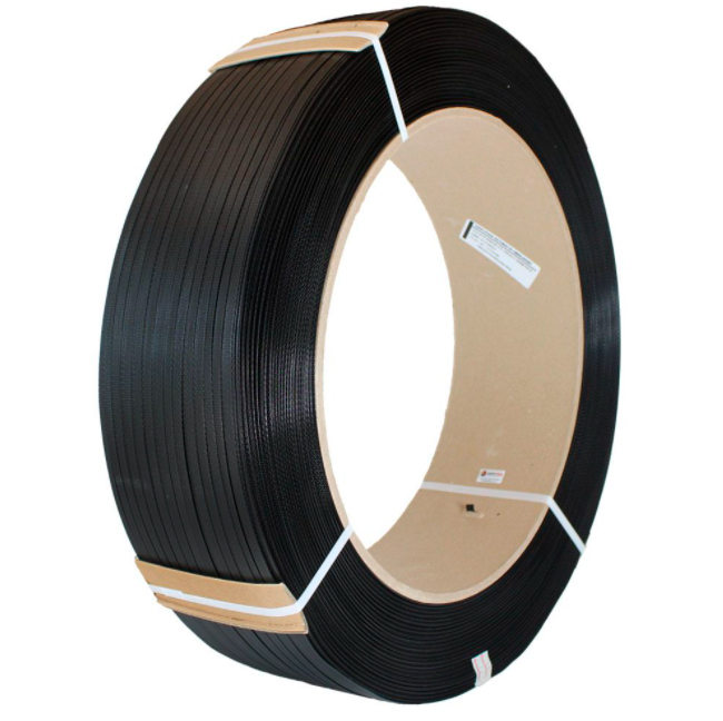 Fita Plastica PP Polystrap Standard de Arquear 10MM x 0,65MM 1800 M Supplypack