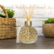 Difusor de Aromas - Esfera Classic Cristal - Dourado - 220 ml
