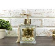 Sabonete Líquido - Cubo em Perolas - Dourado - 250ml