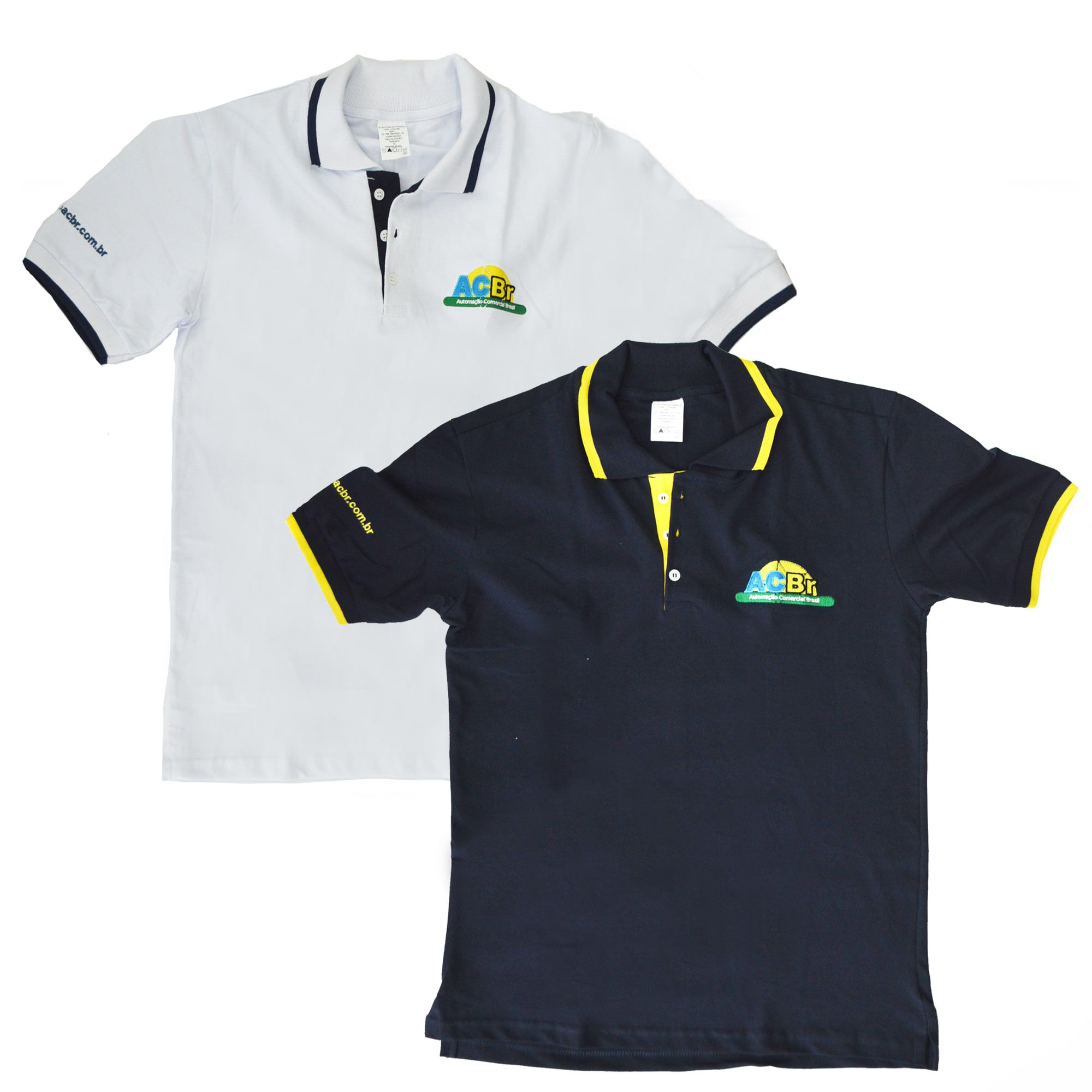 Camisa Polo Projeto ACBr