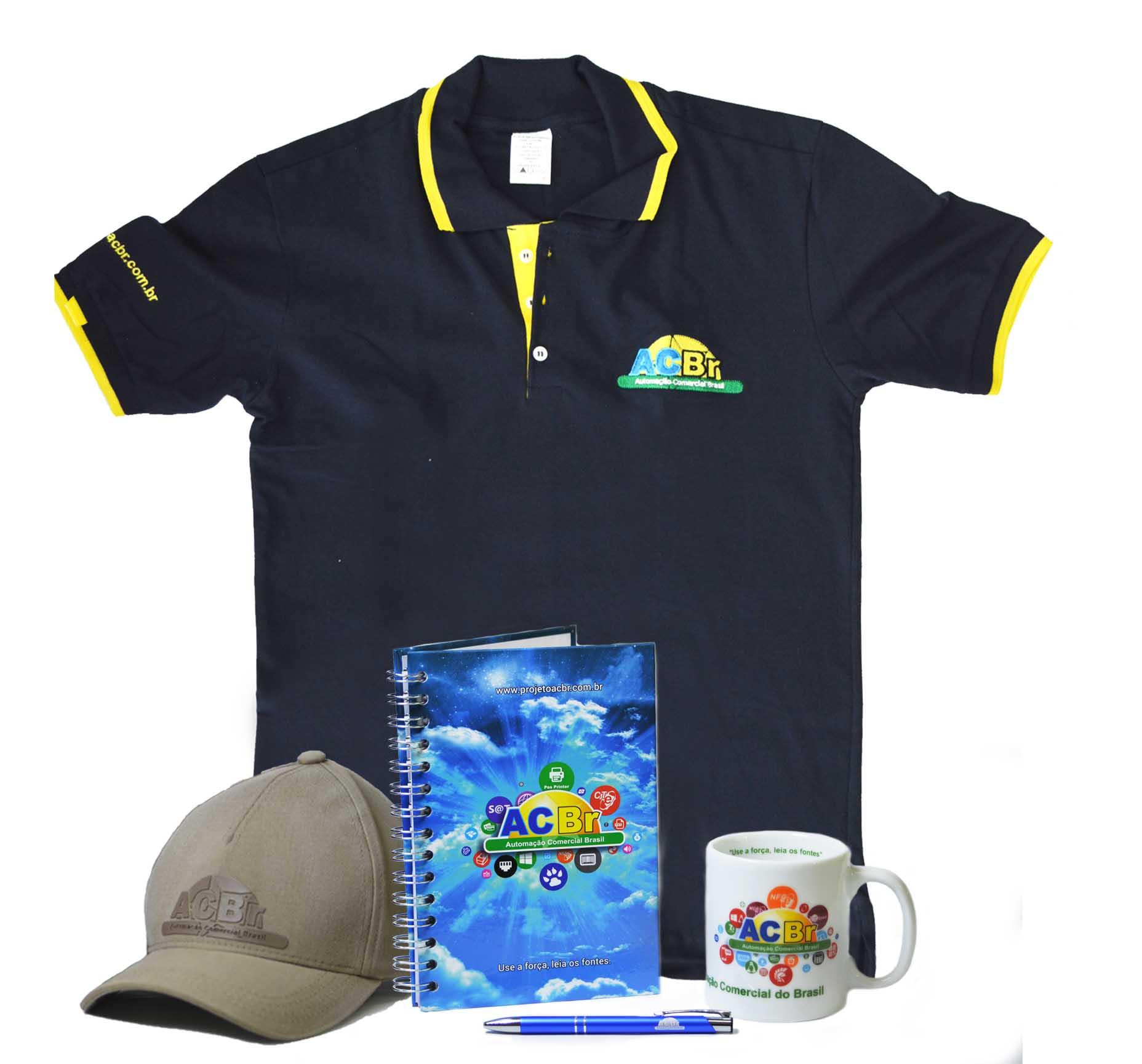 Kit Completo ACBr