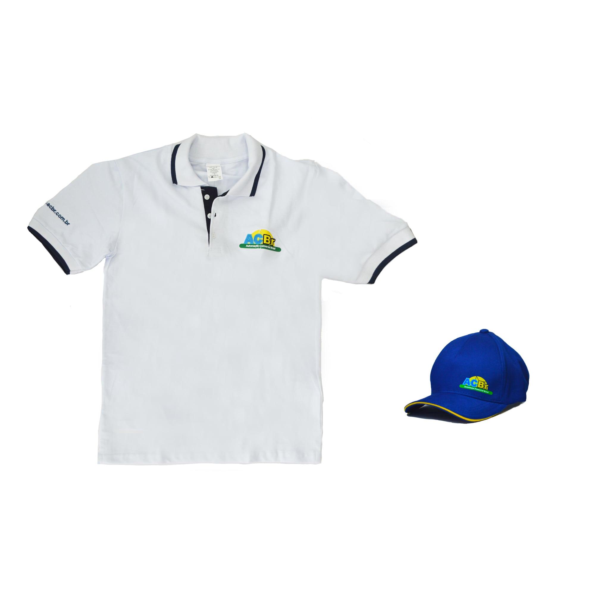 Kit Vestuário ACBr