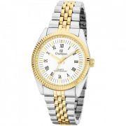 Relógio Champion Feminino Analógico Misto CH24777B