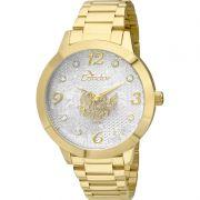 Relógio Condor Feminino Dourado Fashion CO2036DH/4B