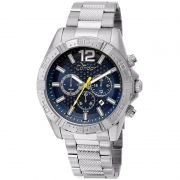 Relógio Condor Masculino Prateado Cronógrafo COVD33AQ/3A
