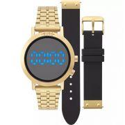 Relógio Euro Feminino Fashion Fit Dourado EUBJ3407AA/T4P