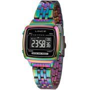 Relógio Lince Feminino Digital Colorido SDPH086L PXQX
