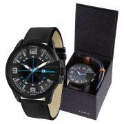 Relógio Lince Masculino Troca Pulseira Couro MRC4486S KW39P2PX