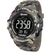 Relógio X Games Masculino Xtyle Digital Camuflado XMPPD488 PXEP