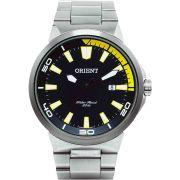 Relógio Orient Masculino Prata Esportivo MBSS1197A PYSX