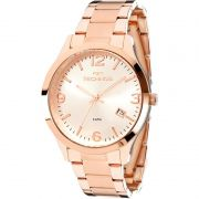 Relógio Technos Feminino Rose Elegance Dress 2315ACJ/4K