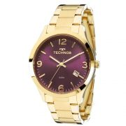 Relógio Technos Feminino Vinho Elegance Dress 2315ACD/4N