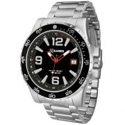 Relógio X Games Masculino Xteel Prateado XMSS1043 P2SX