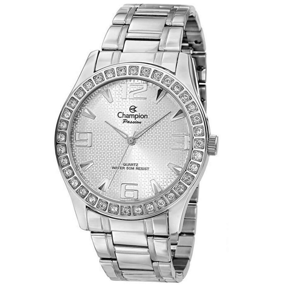 Relógio Champion Passion Feminino Prata CH24704Q